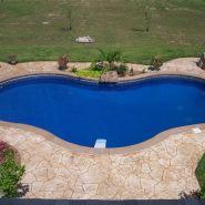 Beton amprentat pentru piscine